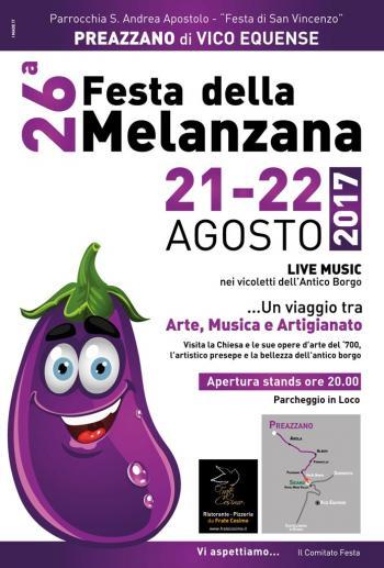 Festa della Melanzana 2017