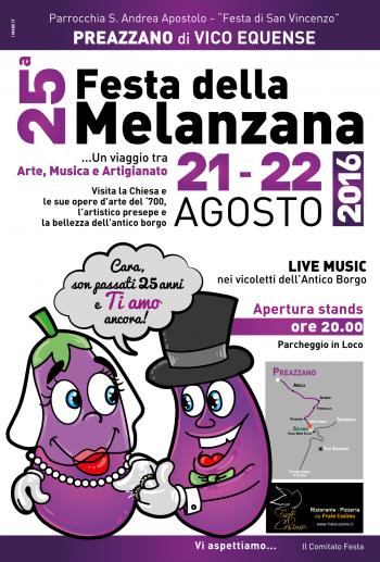Festa della Melanzana 2016